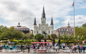 St. Louis Cathedral, N'Awlins, LA